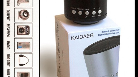 Bluetooth Speaker for Auction – Closed