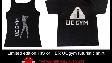 Limited Edition HIS or HER Futuristic Shirt – Closed