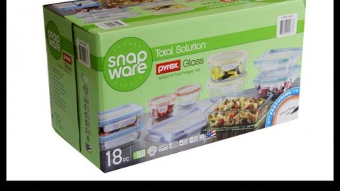 Snapware – Pyrex Glass (18pc) for Auction – Closed