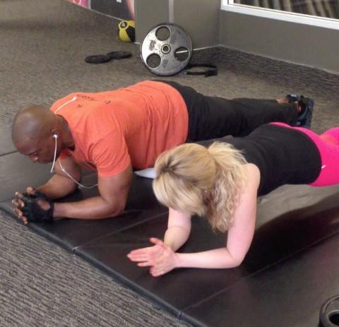 Beginners Ab Training