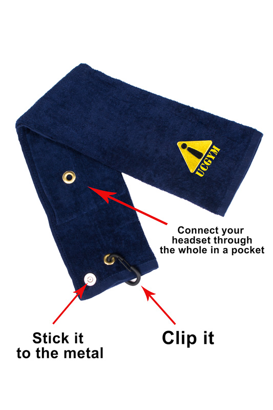 Workout Towel for Gym by Ucgym