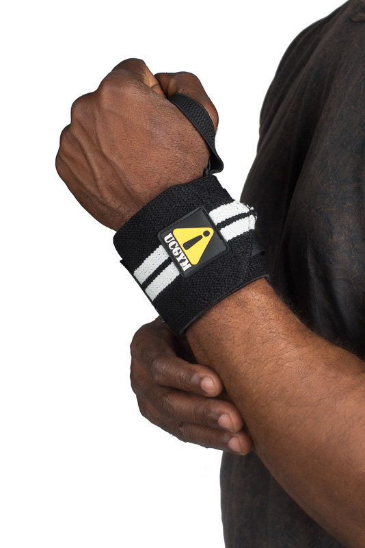 UCgym Heavy Duty Wrist Wraps