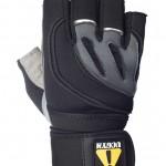 Ucgym Silverback Fitness Gloves with Wrist Wraps