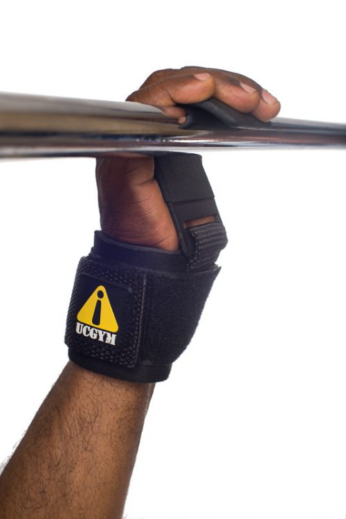 Wrist Wraps with Lifting Hooks by UCGYM