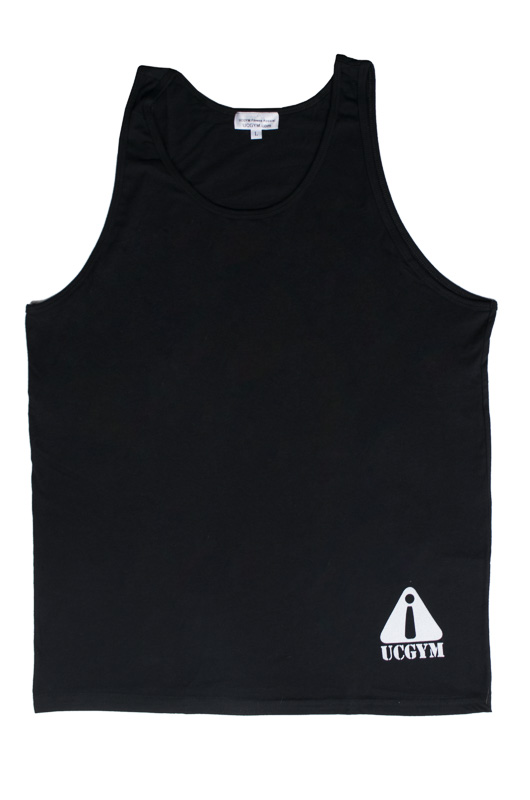 UCgym Beast Among Men Black Tank - Men Clothing