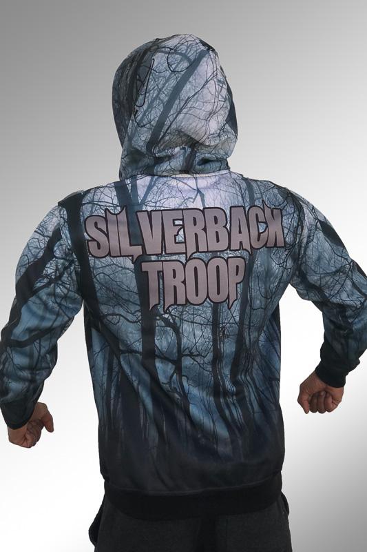 UCGYM Silverback Warm Hoodie