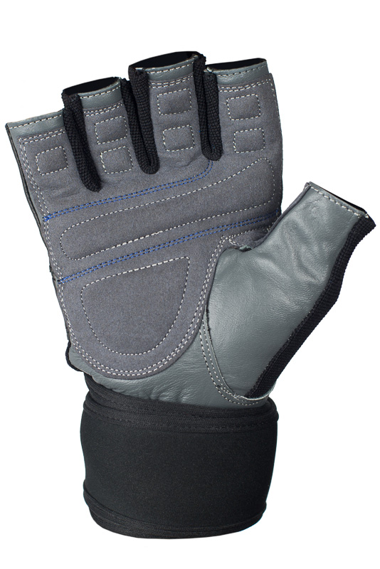 UCgym blue workout gloves