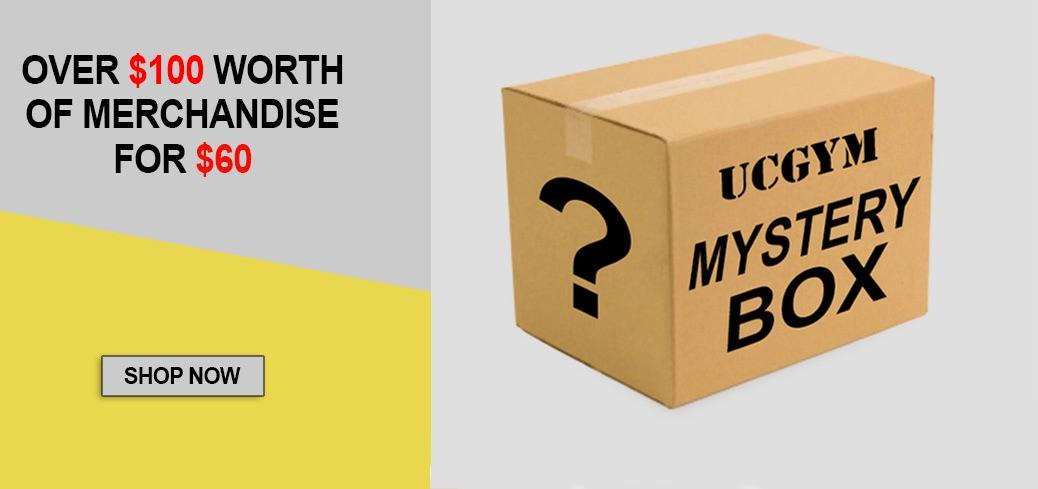UCGYM Mystery bot desk 4