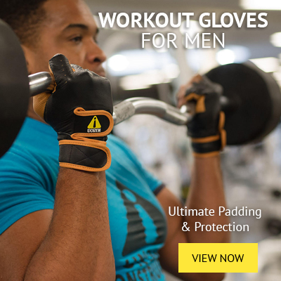 Ucgym Men Workout Gloves