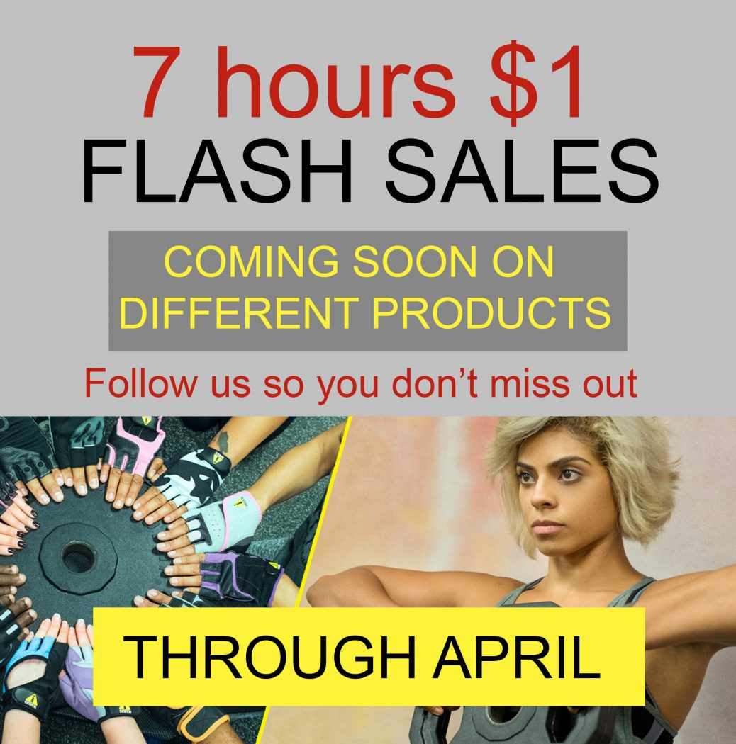 UCGYM Flash Sale